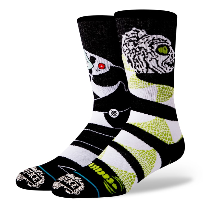 Stance Has Released A New Collection Of Halloween-Themed Socks