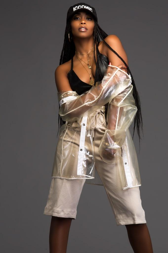 Actress Nafessa Williams