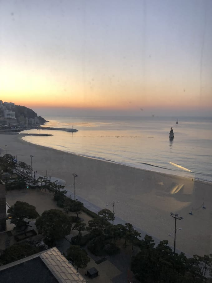 South Korea Beaches