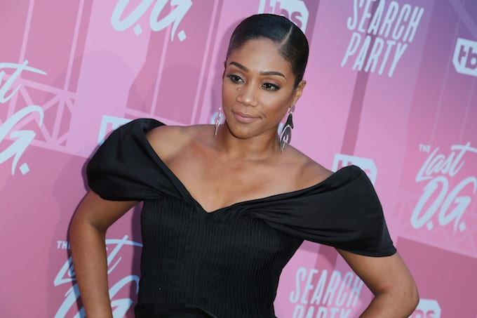 Tiffany Haddish in California