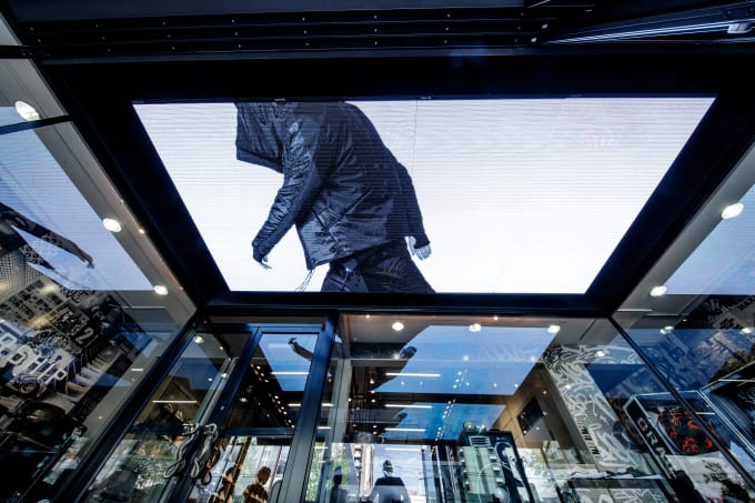 Here's A First Look Inside Vancouver's New Sneaker Concept Shop Grail