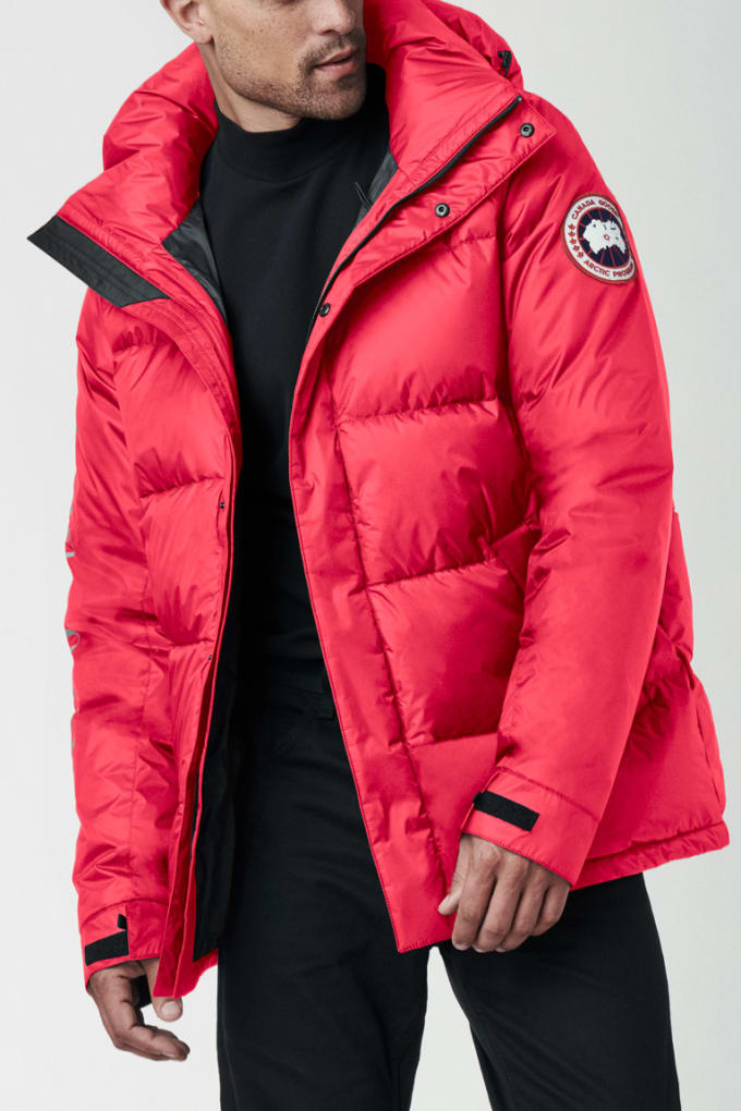 c80c23a674de7 Canada Goose Goes Bold and Bright to Welcome the Approach Jacket ...