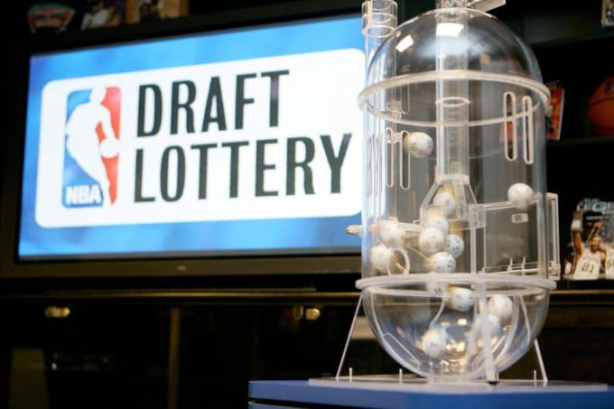 NBA Draft lottery.