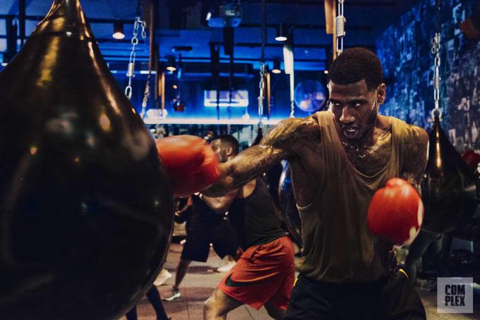 Iman Shupert Rumble Boxing Complex Original 2