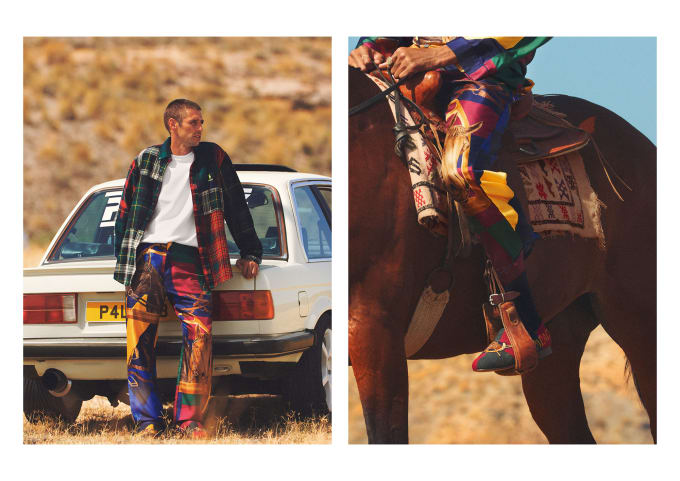 Palace x Polo Ralph Lauren Lookbook 10