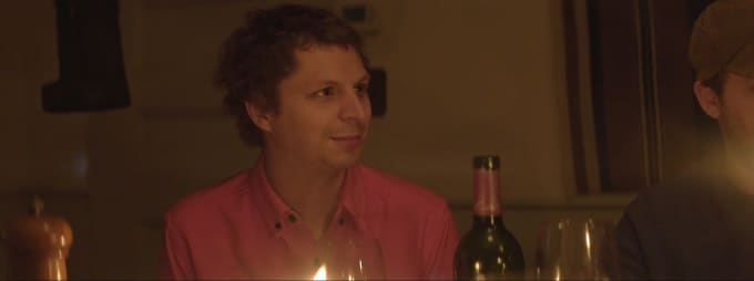 Michael Cera in 'Tyrel'