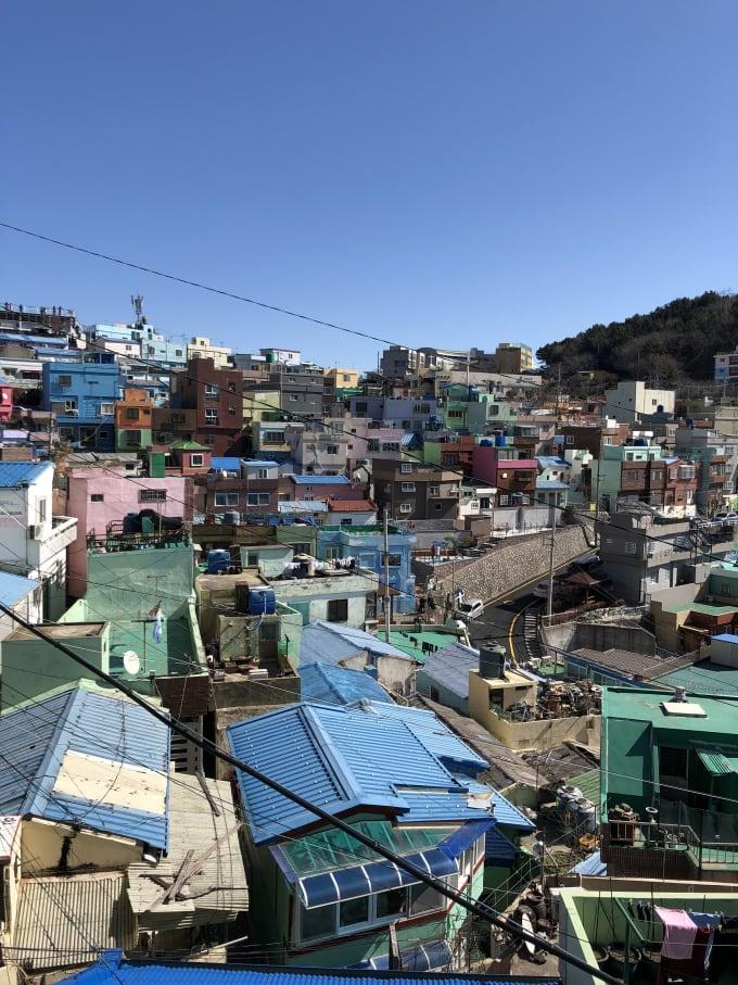 South Korea Village