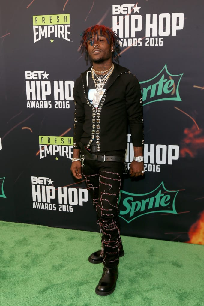 Lil Uzi BET Awards