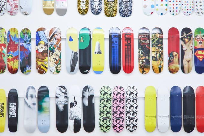 Supreme Decks at Sotheby's (Condo)