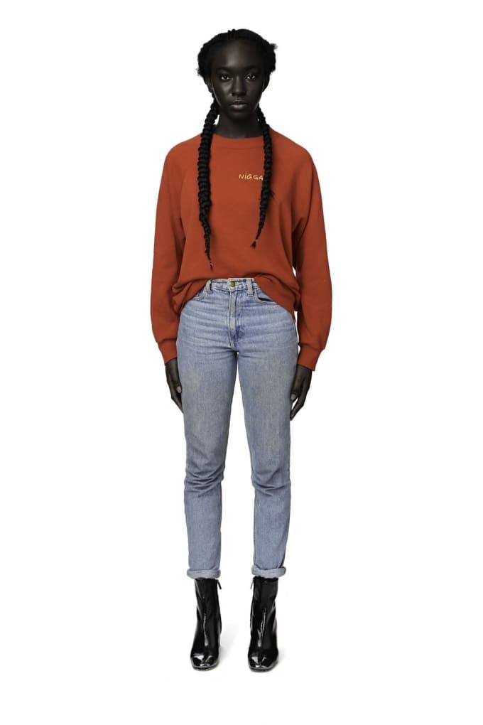 Issa Rae Omondi Sweater