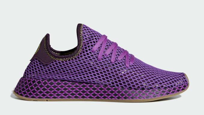brand new 859e3 e6a12 dragon-ball-z-adidas-deerupt-son-gohan-d97052-