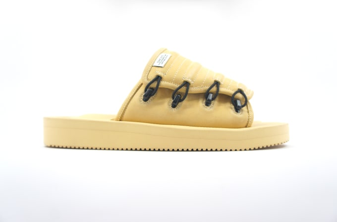 51a5d023f90e Nepenthes NY and SUICOKE Collaborate on Two Tonal Sandals