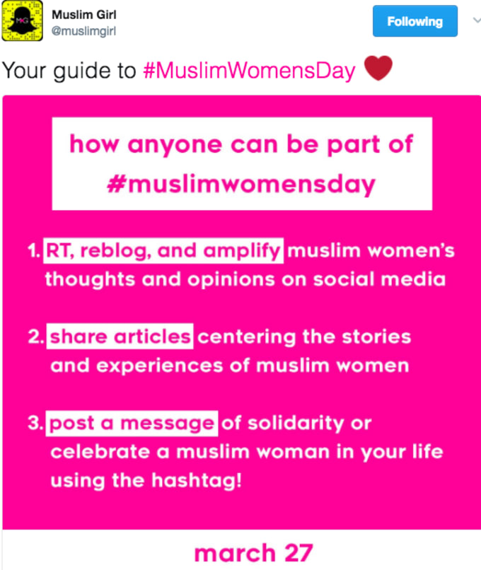 muslimwomensday