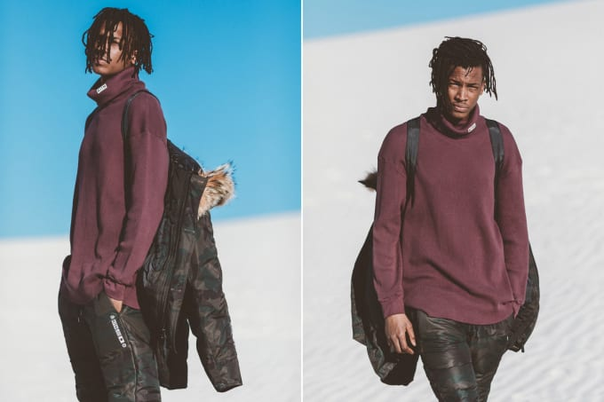 Kith Winter 2017 Delivery II Lookbook 9