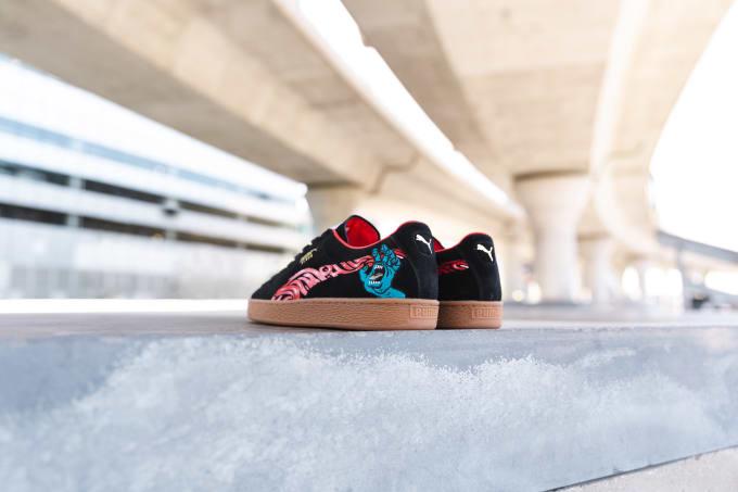 info for 673f1 db081 PUMA and Legendary Skate Brand Santa Cruz Connect on the ...