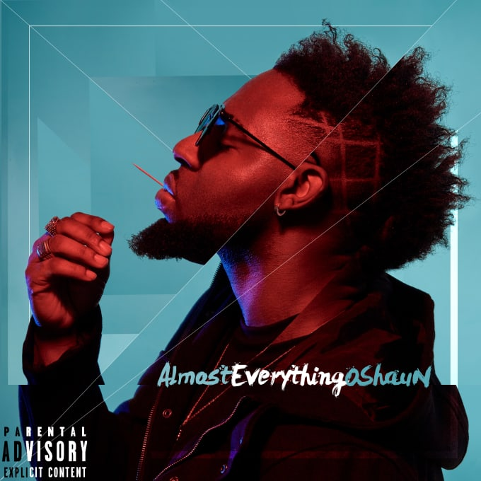 EverythingOshauN Almost Everything EP Cover Art