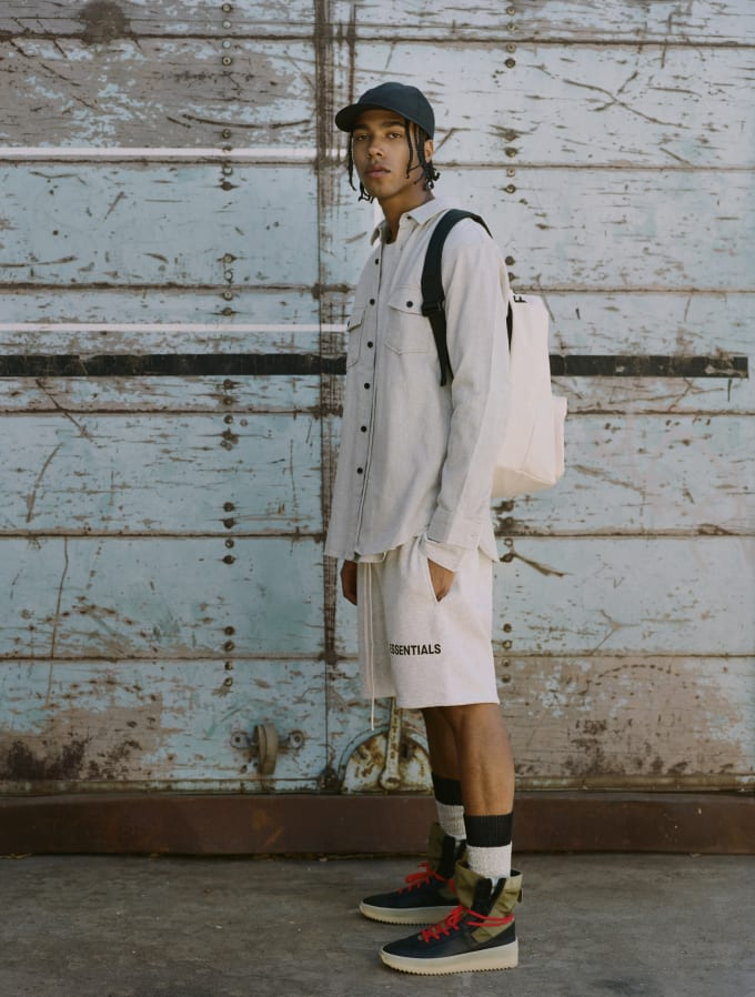 Fear of God Essentials Look 10