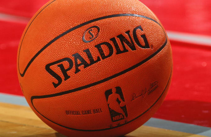 NBA New Ball Spalding Synthetic 2006 1