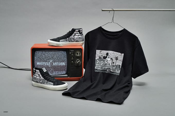 e4cef9d345 Celebrate Mickey Mouse s 90th Birthday with the Vault by Vans x ...