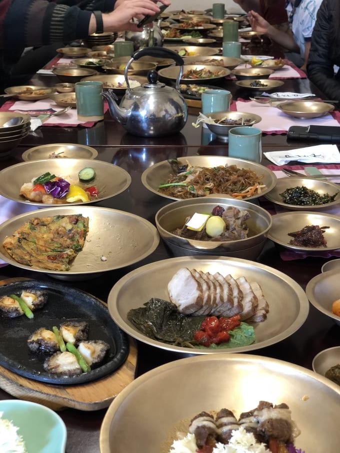 South Korea Buffet