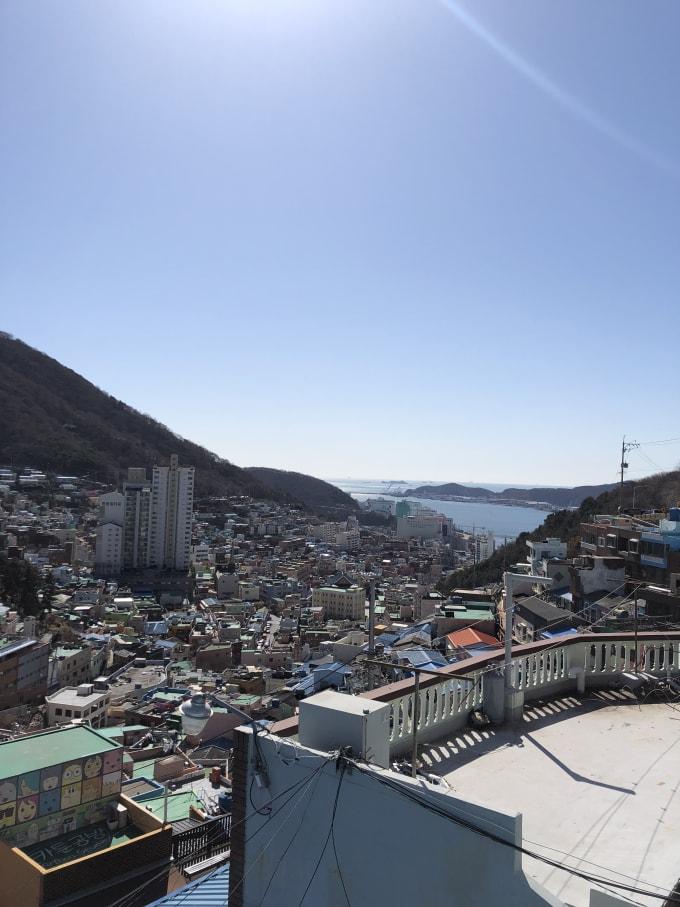 South Korea Village Views