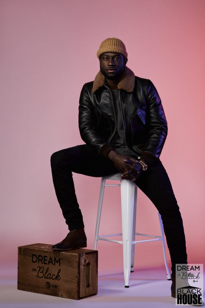 Sinqua Walls blackhouse foundation