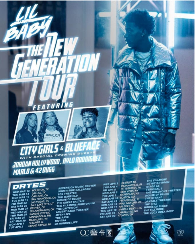 42 Dugg New Generation Tour