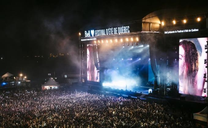 Kendrick Lamar Quebec City Festival D'ete Review 2