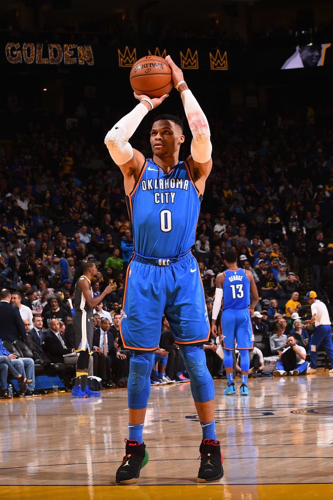 Russell Westbrook Why Not Jordan Brand