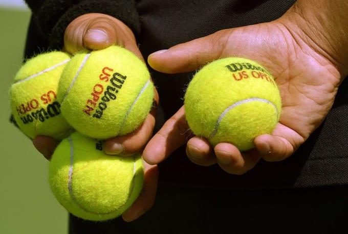 Tennis Ball Boy