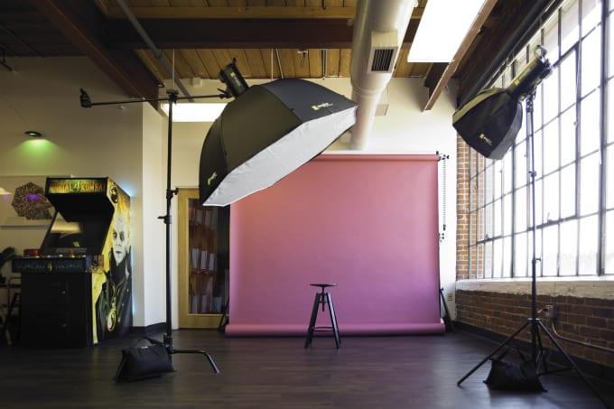 Cam Kirk Studios One-Year Anniversary