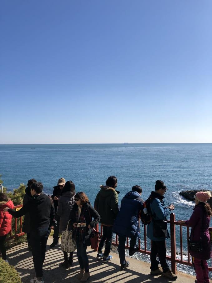 South Korea Docks