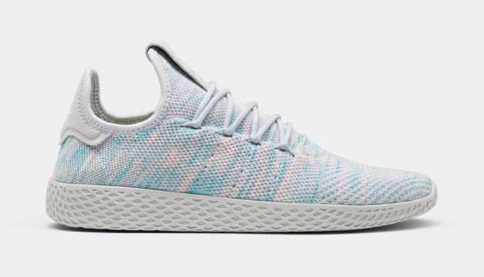 3ca48bdfe1 Pharell & Adidas Originals Deliver a Second Colourful Offering of ...