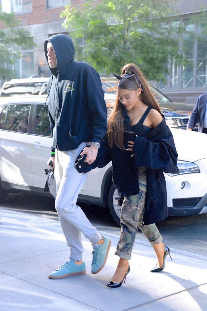 Ariana ankle tat