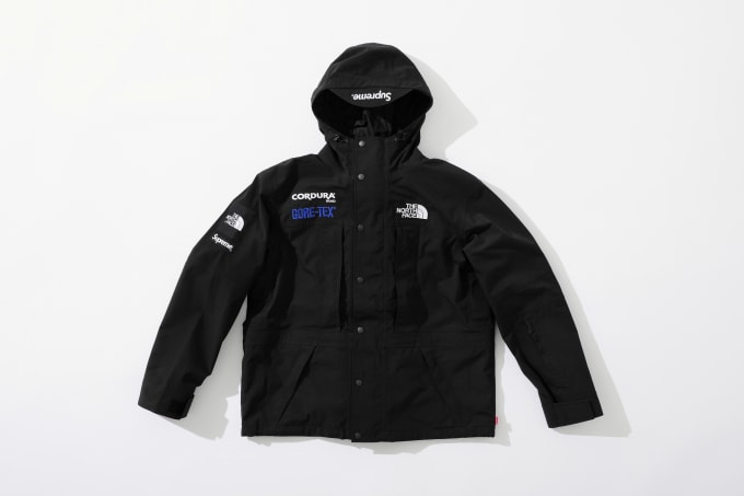Image Via Supreme X The North Face