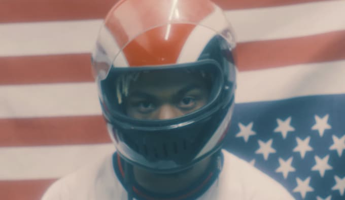 kevin-abstract-american-flag