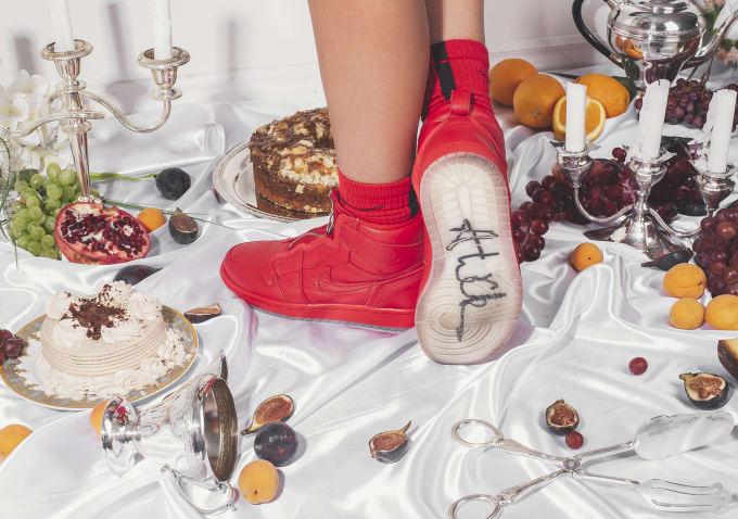 The Jordan x Vogue Collab is bigger than sneakers