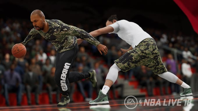 Undefeated NBA Live 18 3
