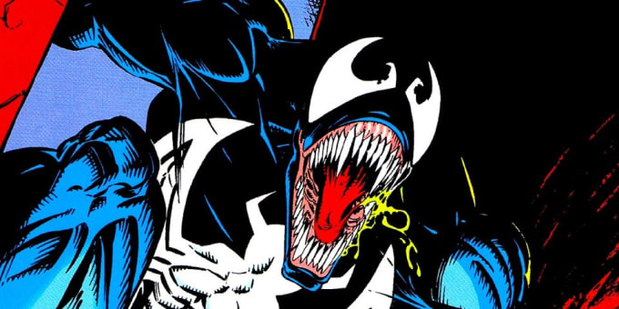 Eddie Brock as Venom