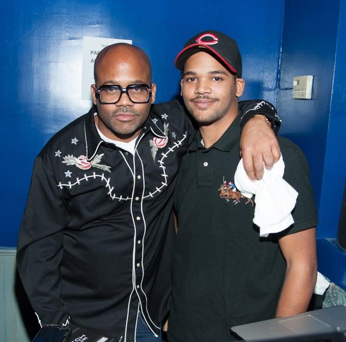 Dame Dash & Son Boogie