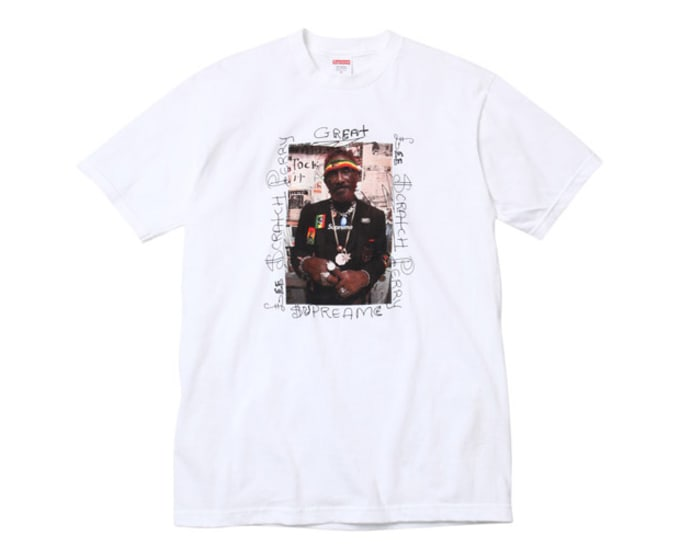 Lee Scratch Perry x Supreme