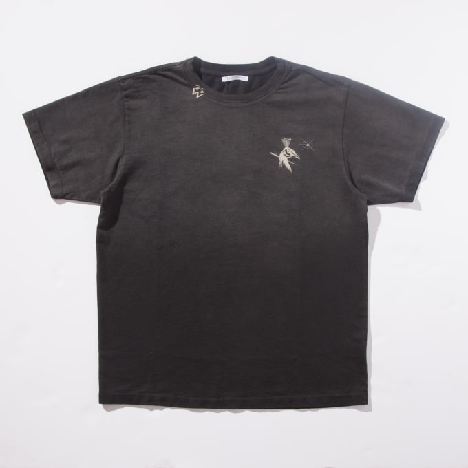 John Elliott x Union x Dr. Woo T-shirt