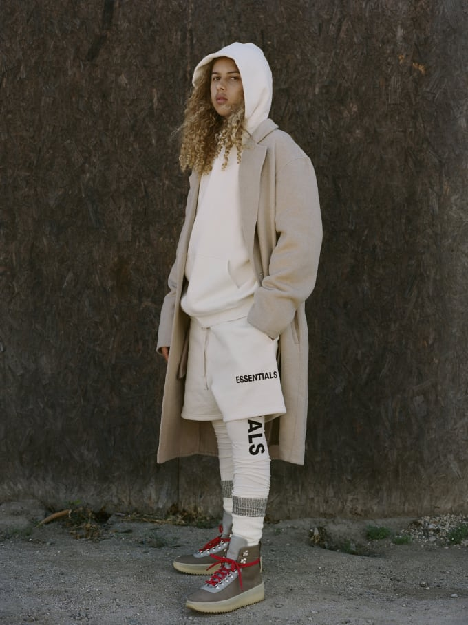 Fear of God Essentials Look 22