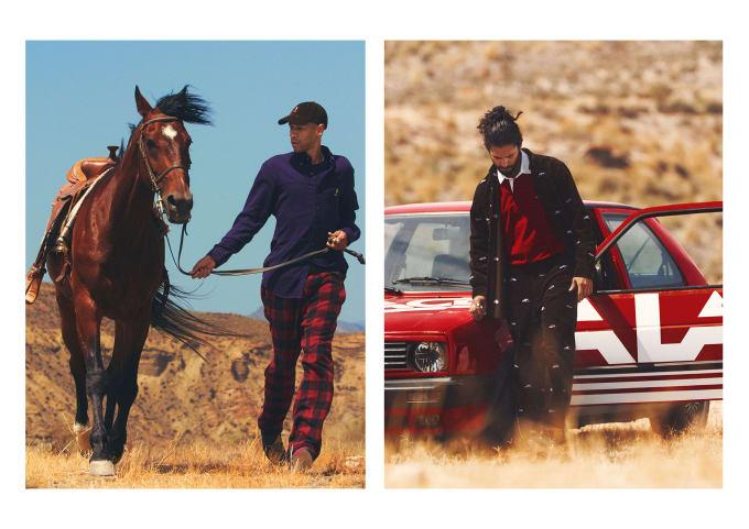 Palace x Polo Ralph Lauren Lookbook 7