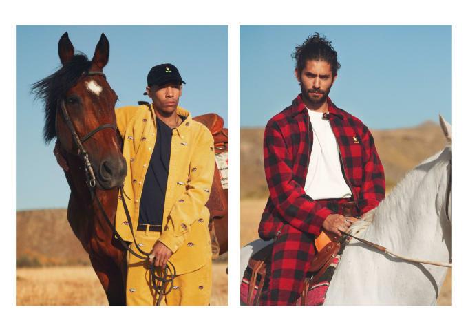 Palace x Polo Ralph Lauren Lookbook 4
