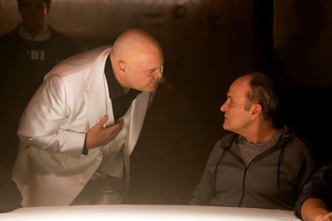 Wilson Fisk in season 3 of 'Daredevil'