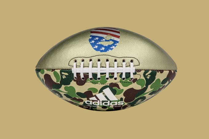 Adidas Football by Bape Football