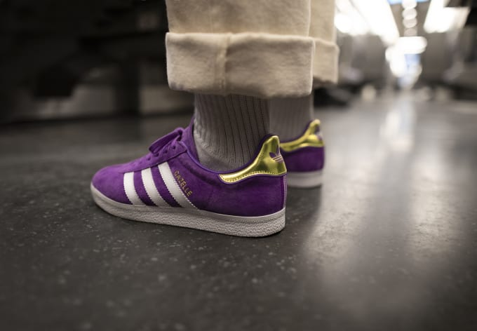 e982ac1ff70f adidas Originals and TfL Release 10 New Sneakers Celebrating the ...