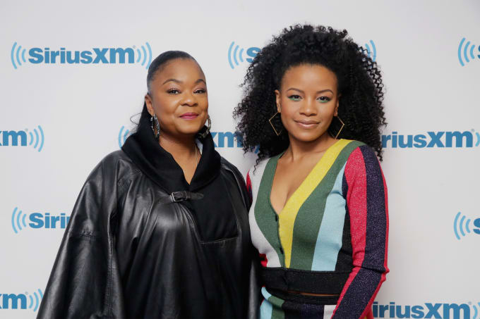 Roxanne Shante and Chante Adams