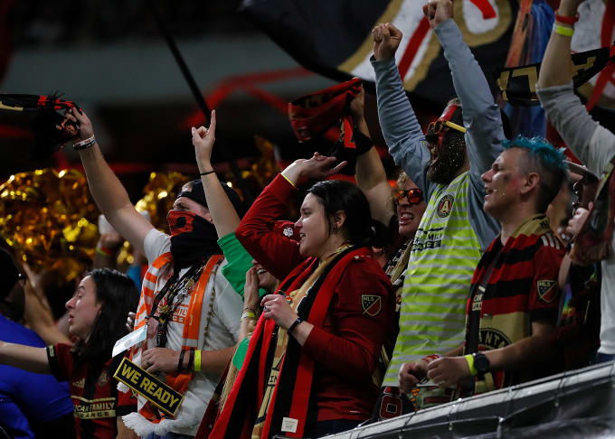 Atlanta United Supporters